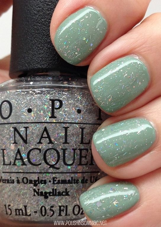 OPI Spotlight On Glitter ♥ Swatches and Review (Dupe Alert!) | Arte ...
