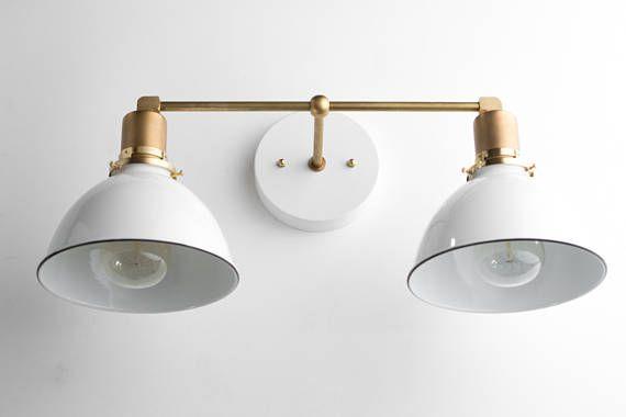 Industrial Vanity Light