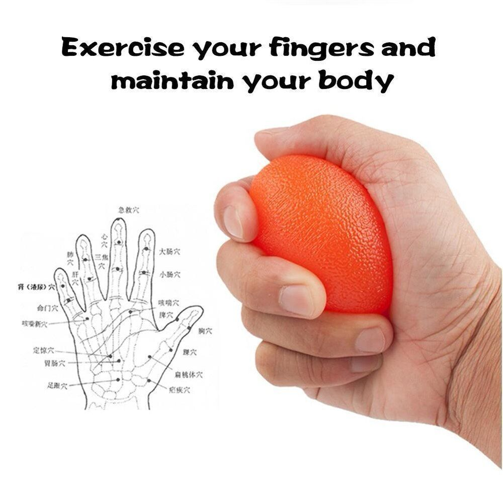 14++ Hand exercisers and stress relievers inspirations