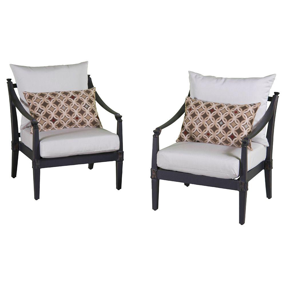 Astoria Club Chairs in Moroccan Cream $1,299.99