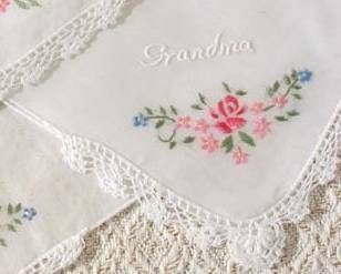 Floral Handkerchief with Embroidery, Reads: Grandma Greatlookz,http://www.amazon.com/dp/B00065Z00Y/ref=cm_sw_r_pi_dp_k9rttb1HJ1HPF8WB