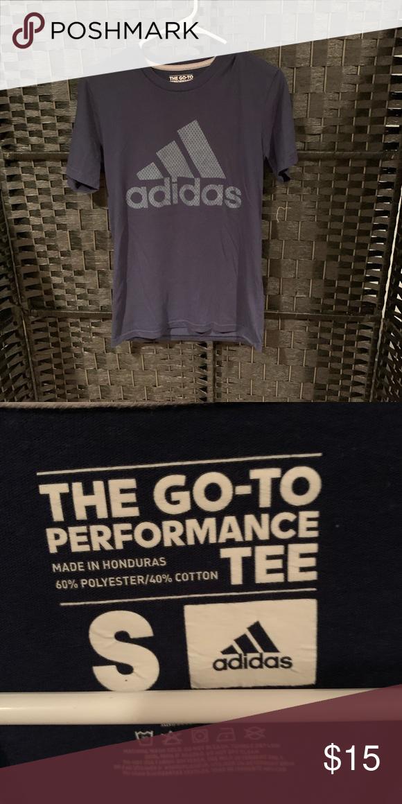 adidas t shirt length
