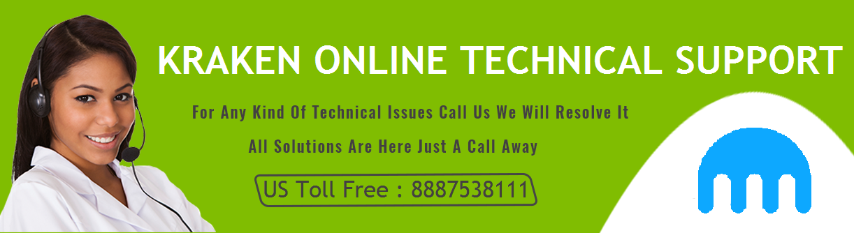 Contact Kraken Customer Toll Free +18883620111 USA