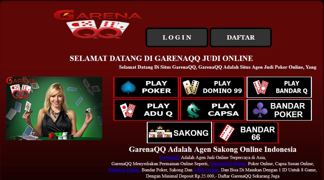Image result for garenaqq