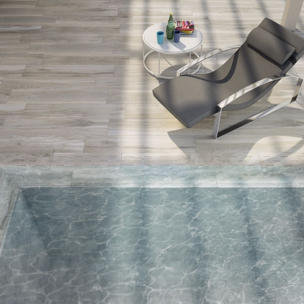 carrelage ext rieur imitation bois 23x100 ortles grip. Black Bedroom Furniture Sets. Home Design Ideas