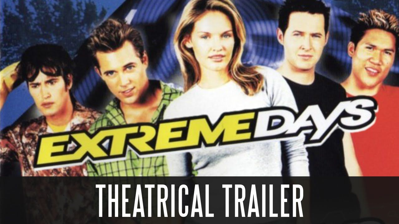 Extreme days 2001 theatrical trailer youtube full