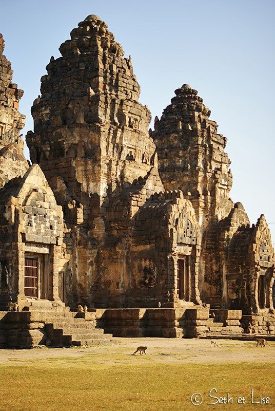 Lopburi La Ville Des Singes Rois Les Voyages De Seth Et Lise Lopburi Thailand Travel Destinations Thailand Destinations