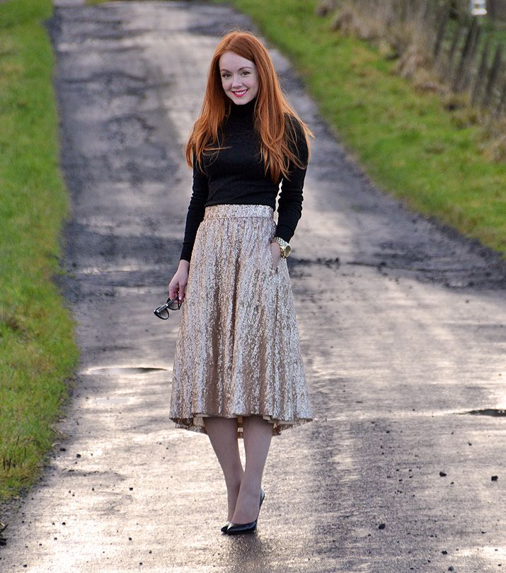 The Season of the Skirt | Seasons, The o'jays and Gold sequins