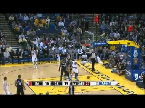 70c02ec6feaa Steph Curry Shake n Bake vs Spurs 4-15-13