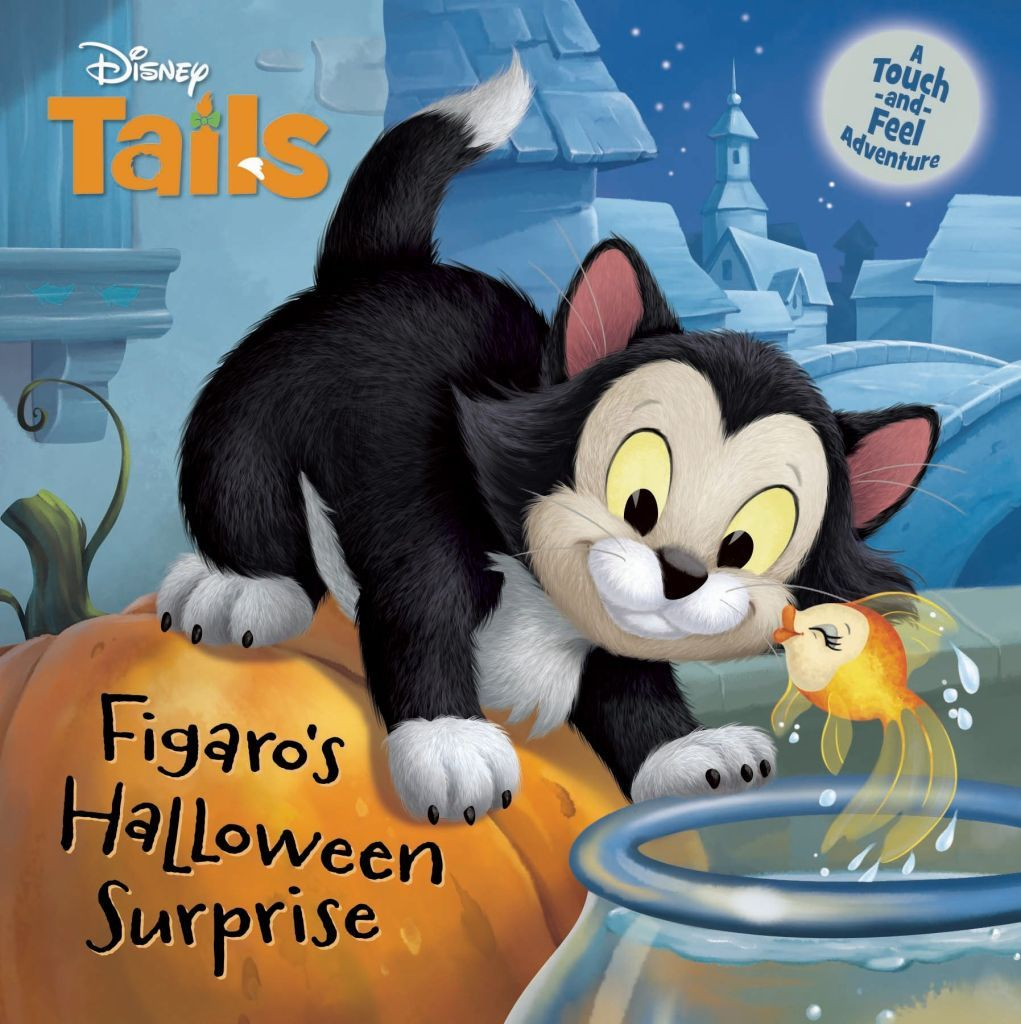 Disney Halloween Storybook 2020 Disney Tails: Figaro's Halloween Surprise in 2020 | Disney