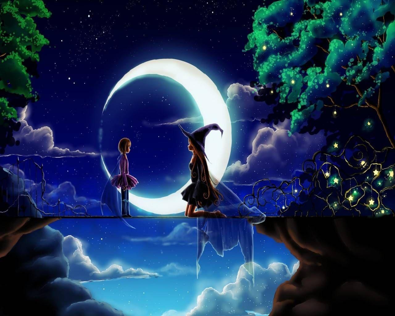 Beautiful Wallpaper Night Fairy - 77d43f125abacb1b124d202cdb64017b  Pictures-754513.jpg