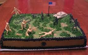 Image result for army cake ideas Birthday Ideas Pinterest Army