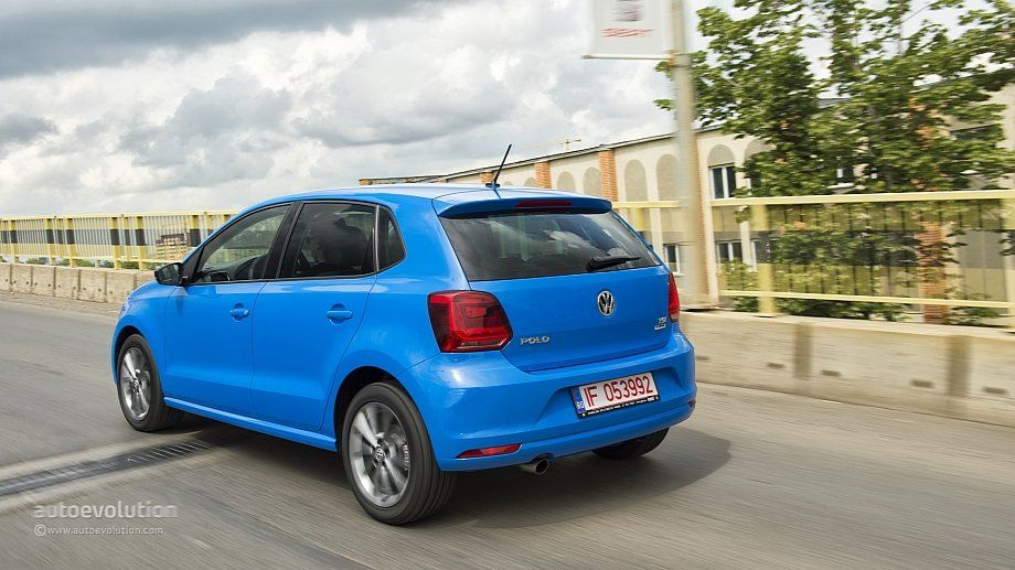Pin By Autoevolution On Test Drive Adventures Volkswagen Polo
