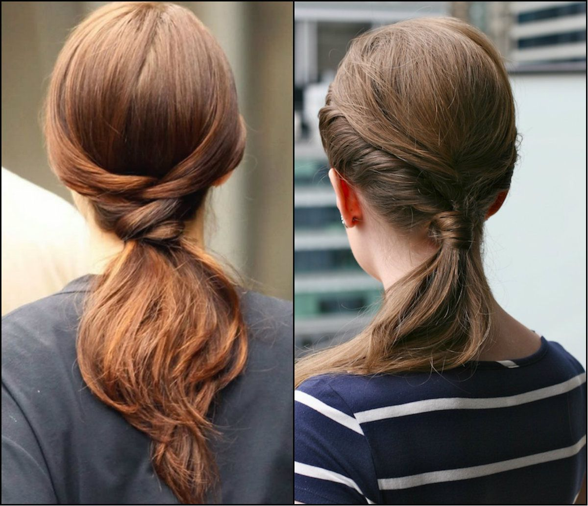 Strict Office Work hairstyles 2017 for Business Women // #2017 ...