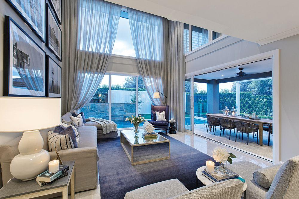 Astor Grange Home Design By House Design Modern Sofa Living
