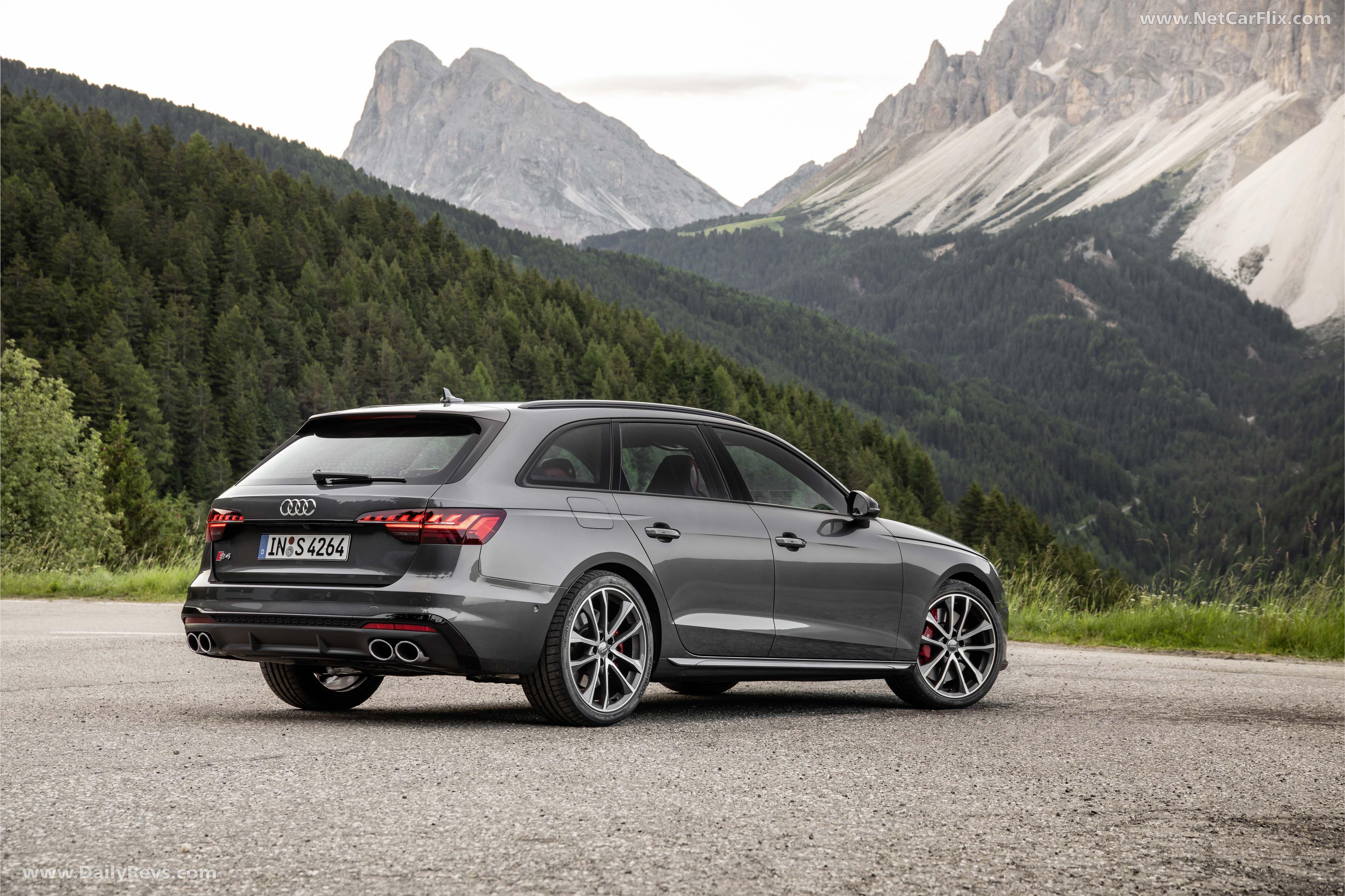 2020 Audi S4 Avant Tdi Dailyrevs Audi S4 Tdi Audi