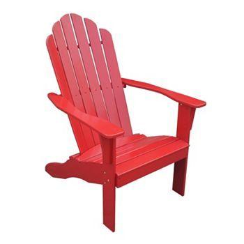 Adirondack Lounge Chair   Chair, Dream decor, Outdoor chairs