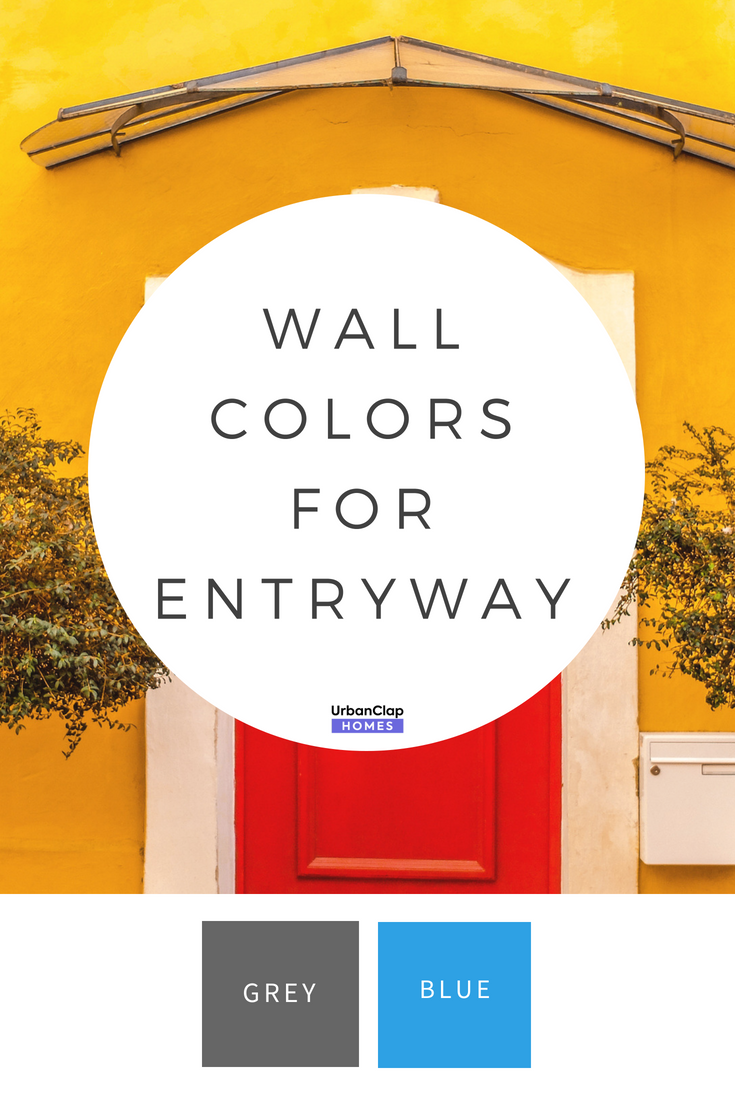 Make The First Impression Of Your House Worth It With These Colour Options Perfect For Walls An Indian Home Creative And Simple Wall Paint