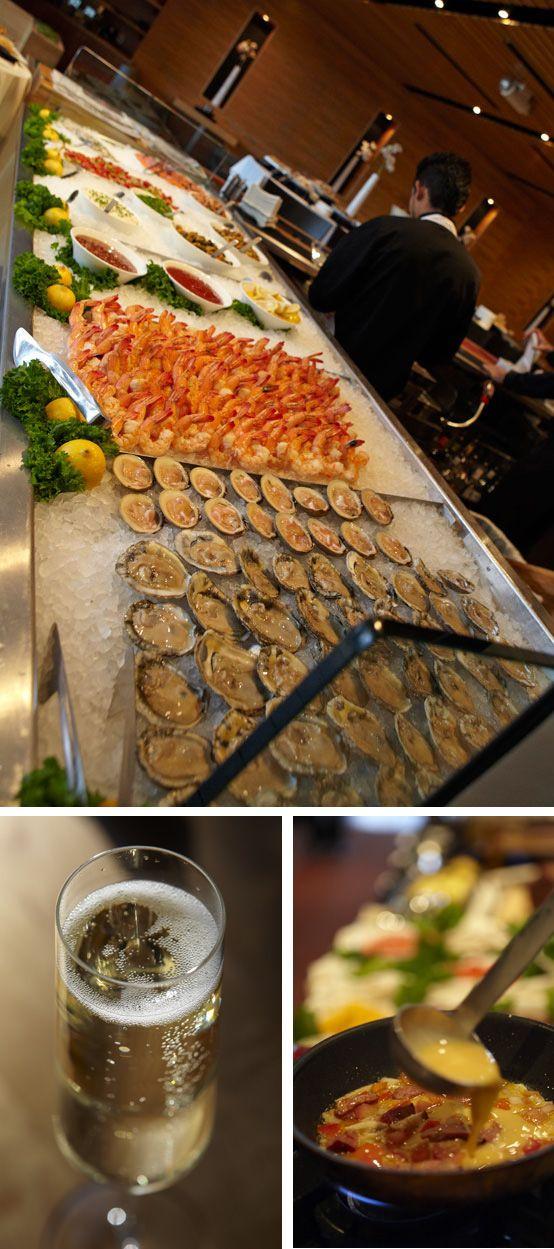 Brunch Menu Black S Bar Kitchen Seafood Medley Recipes Bbq Seafood Seafood Recipes Healthy