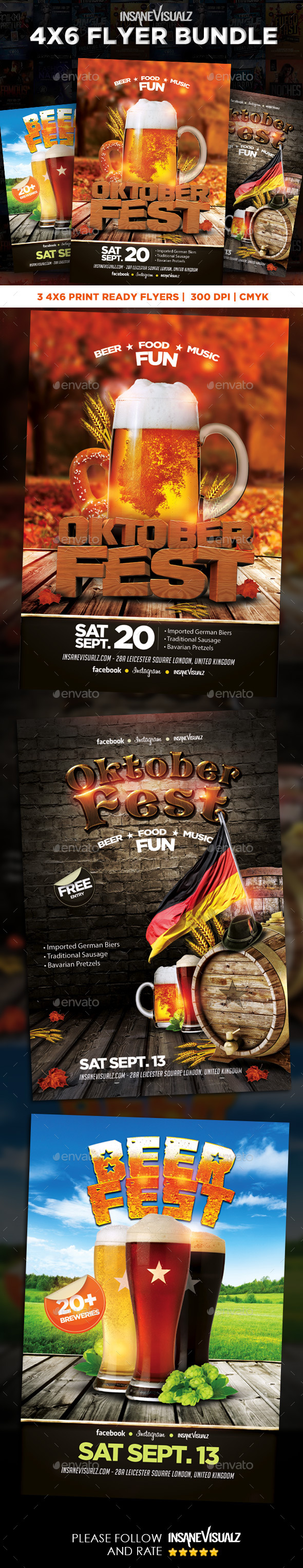 Beer Vibes Flyer Template   Festivals, Flyer template and Lounges