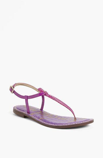 0fffca6d4a08 Ankle straps · Sam Edelman  Gigi  Sandal ...