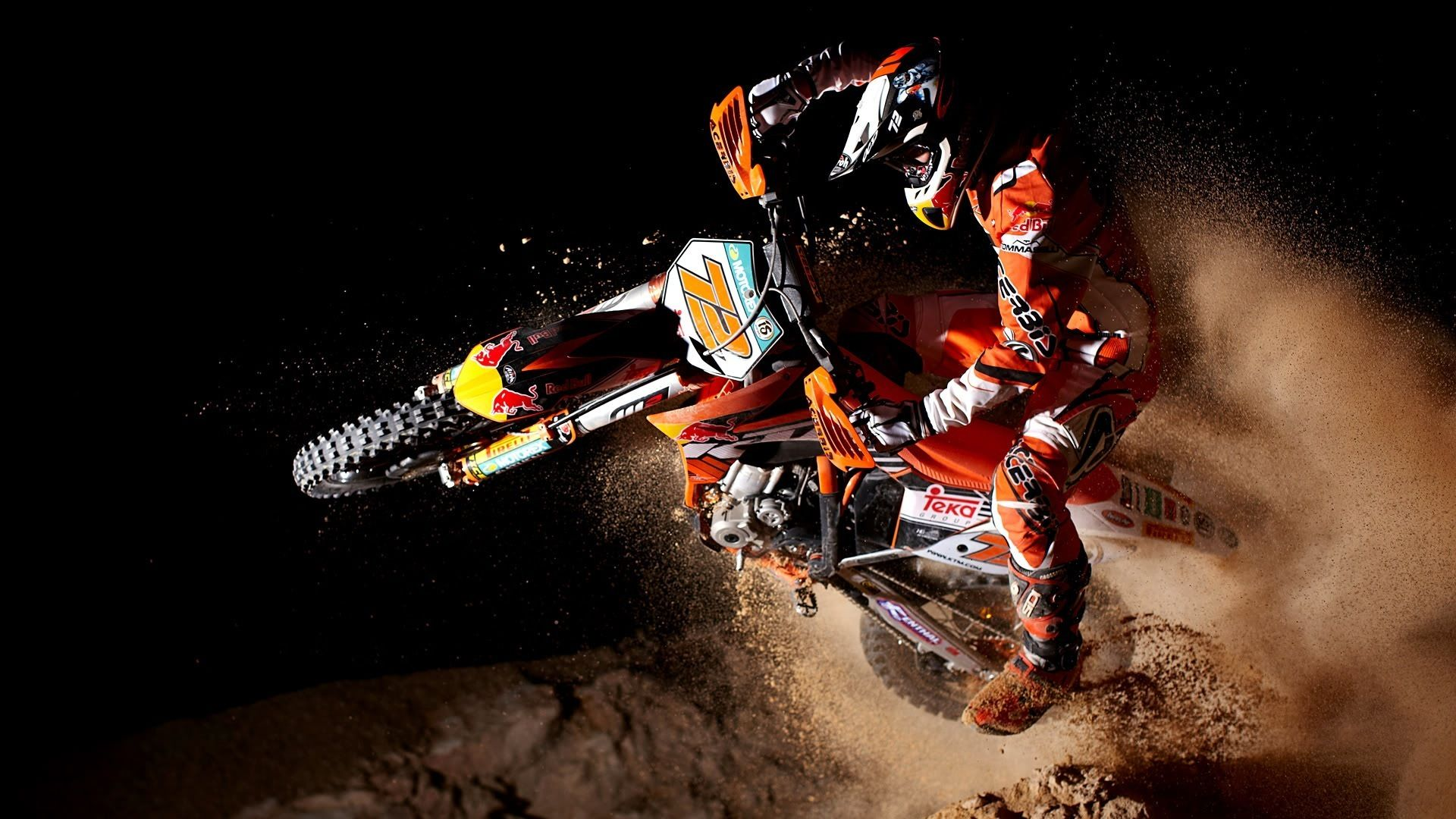 104 Motocross Hd Wallpapers Backgrounds Wallpaper Abyss