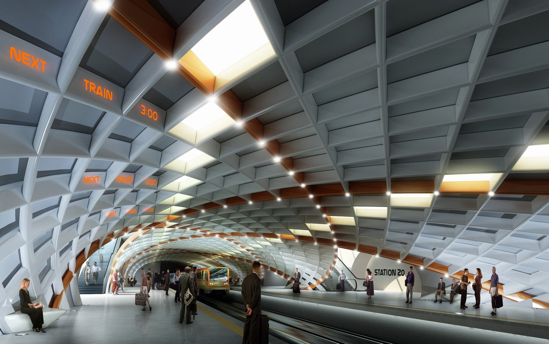 s20 Metro Station | Inspiring Ideas | Pinterest | Metro station and ...