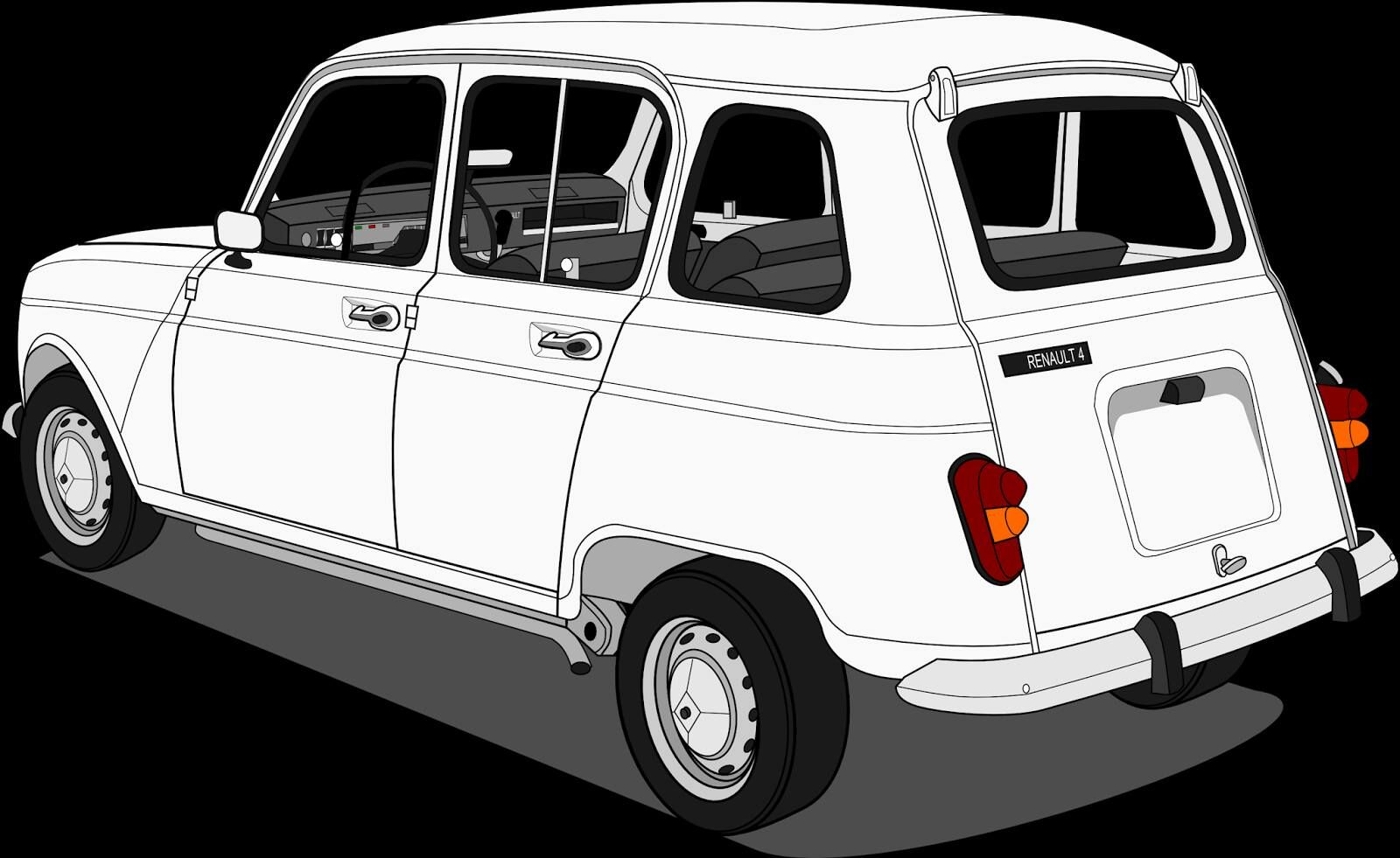 Renault 4 - The Renault 4, also known as the 4L (pronounced ...