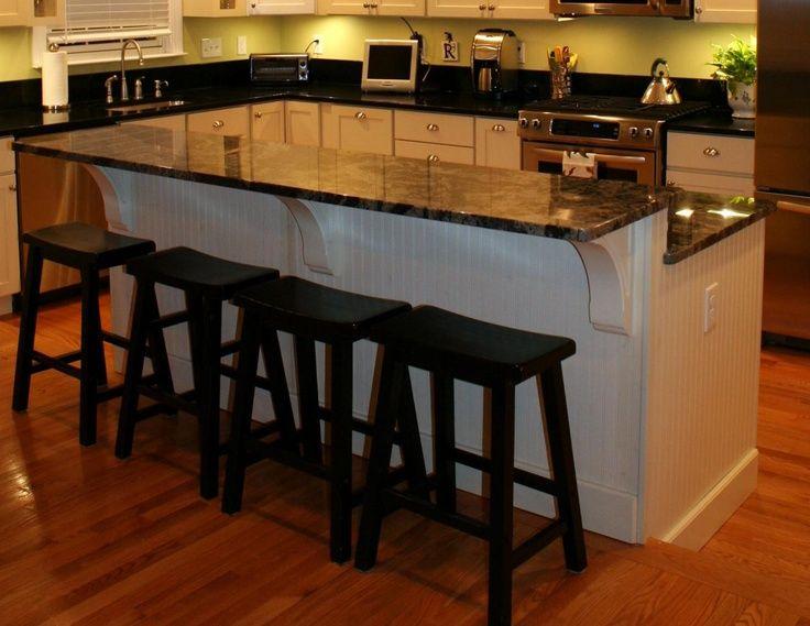 2 Tier Kitchen Island Google Search Cottage Style Kitchen Comfortable Kitchen Country Kitchen