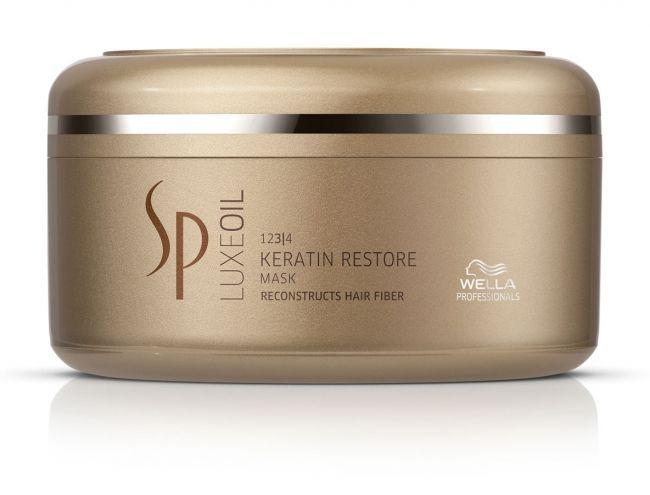 Wella SP System Professional LuxeOil Keratin Restore Mask
