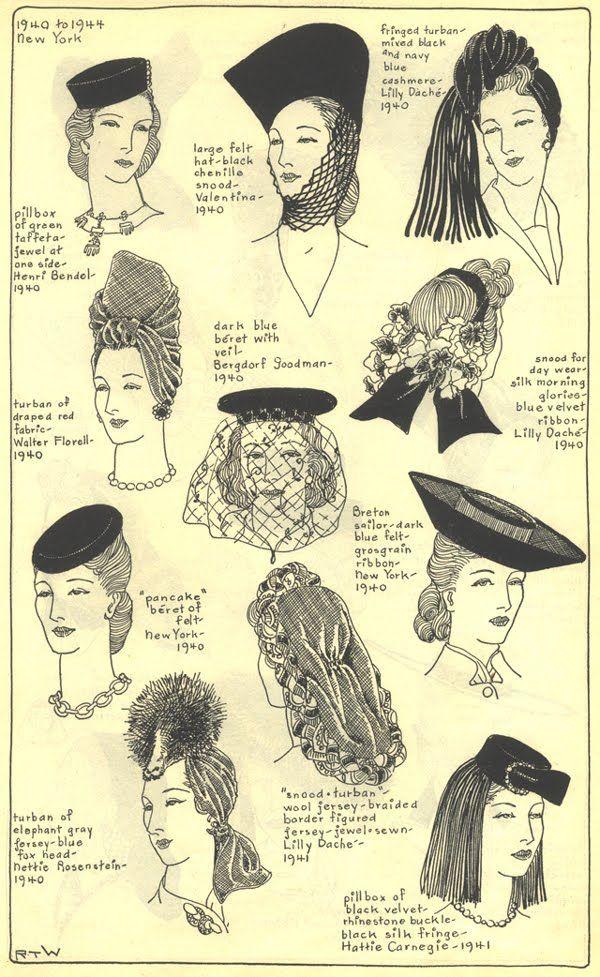 images women s hats 1940 s - Google Search  d474be194
