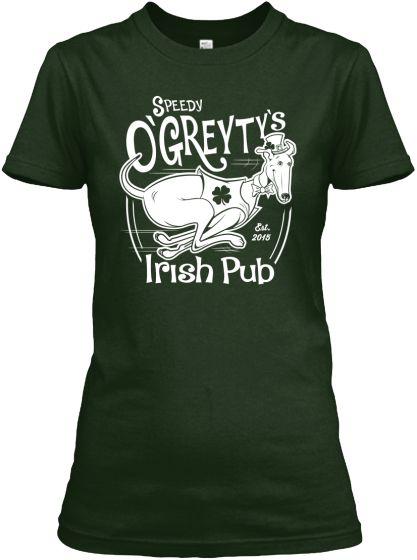 O'Greyty's Pub Tee