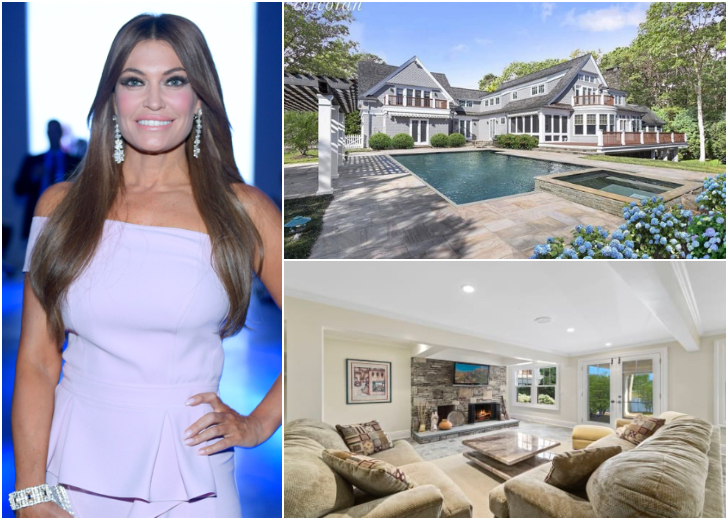 Kimberly Guilfoyle 4 4 M In The Hamptons Celebrity Houses This Inside Tour In Their Luxurious Home Is Practi In 2020 Celebrity Houses Luxury Homes Summer House