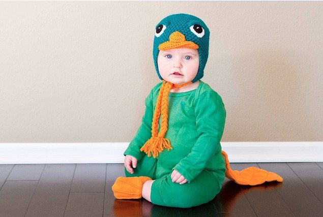 perry the platypus costume projects pinterest