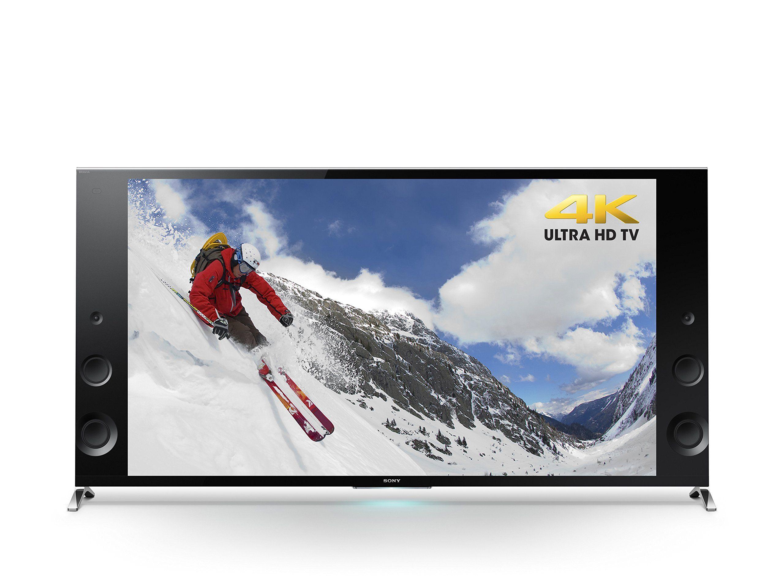 Amazon com: Sony XBR79X900B 79-Inch 4K Ultra HD 120Hz 3D Smart LED