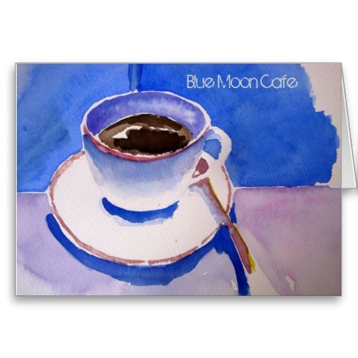 Cup of Coffee Note Card