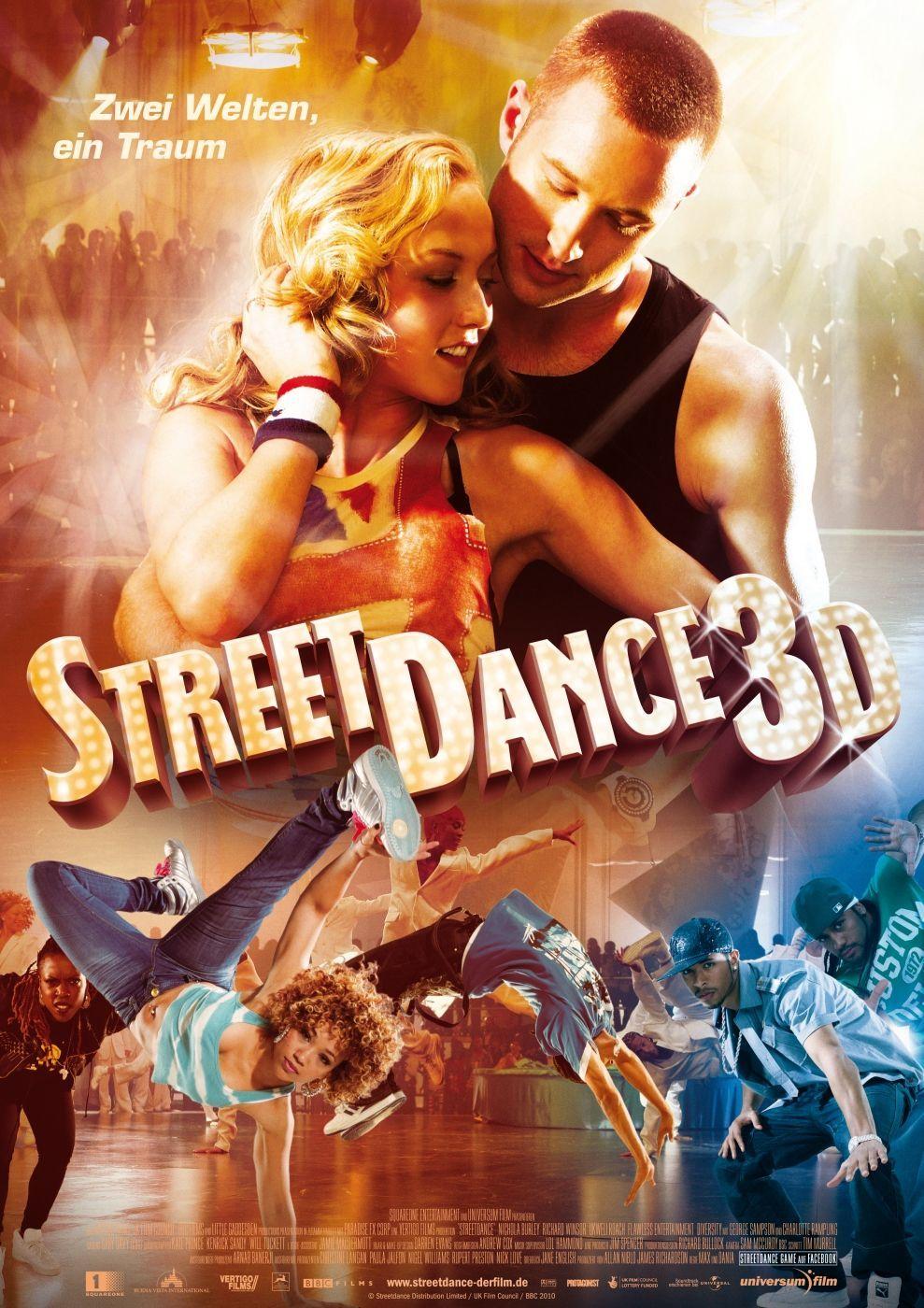 Streetdance 3d 2010 Street Dance Film Street Dance Streetdance 3d