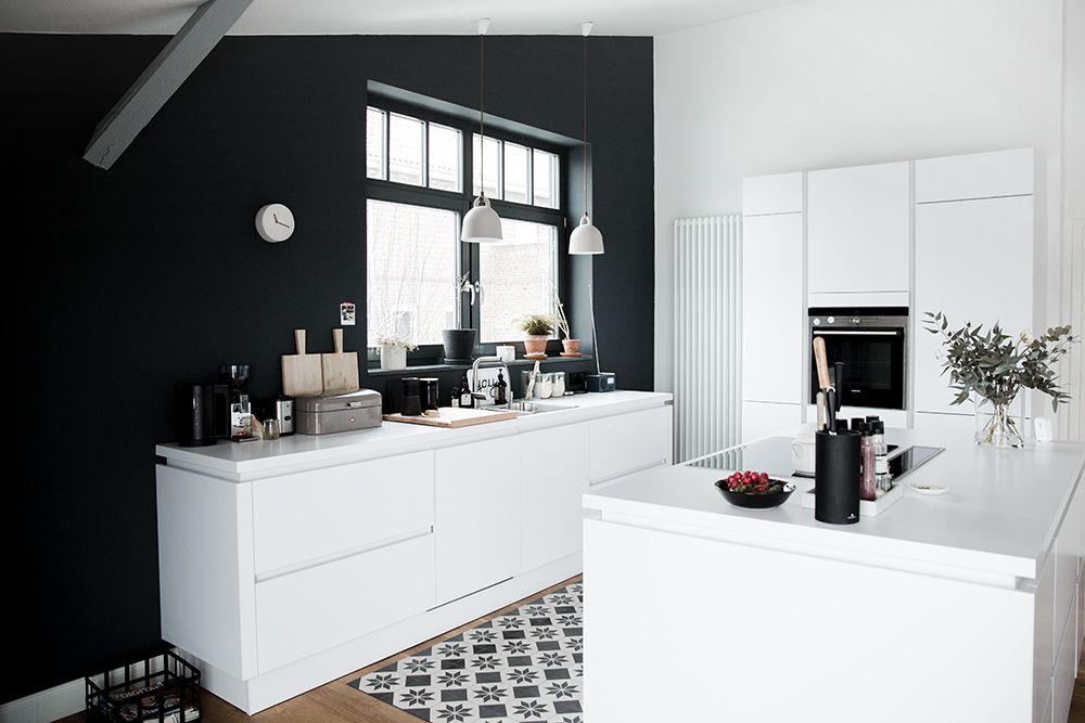 Offene Küche in einer umgebauten Scheune u2013 http\/\/femtastics - bilder offene küche