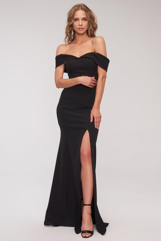 People By Fabrika Straplez Uzun Abiye Elbise Elbisebul Elbise Elbise Modelleri Moda Stilleri