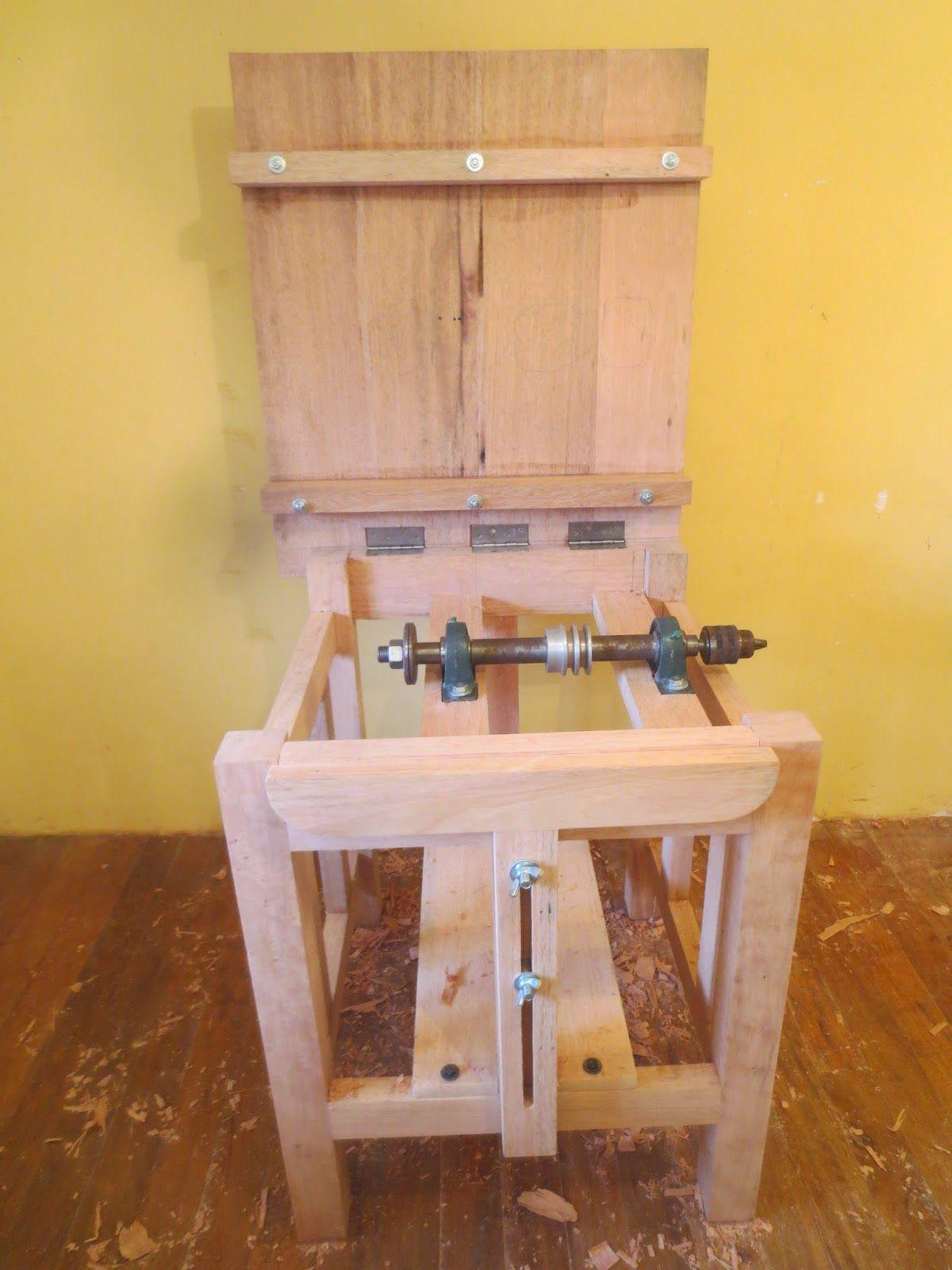 Como hacer una sierra circular de madera bienvenidos http madera - Hacer una mesa de trabajo ...