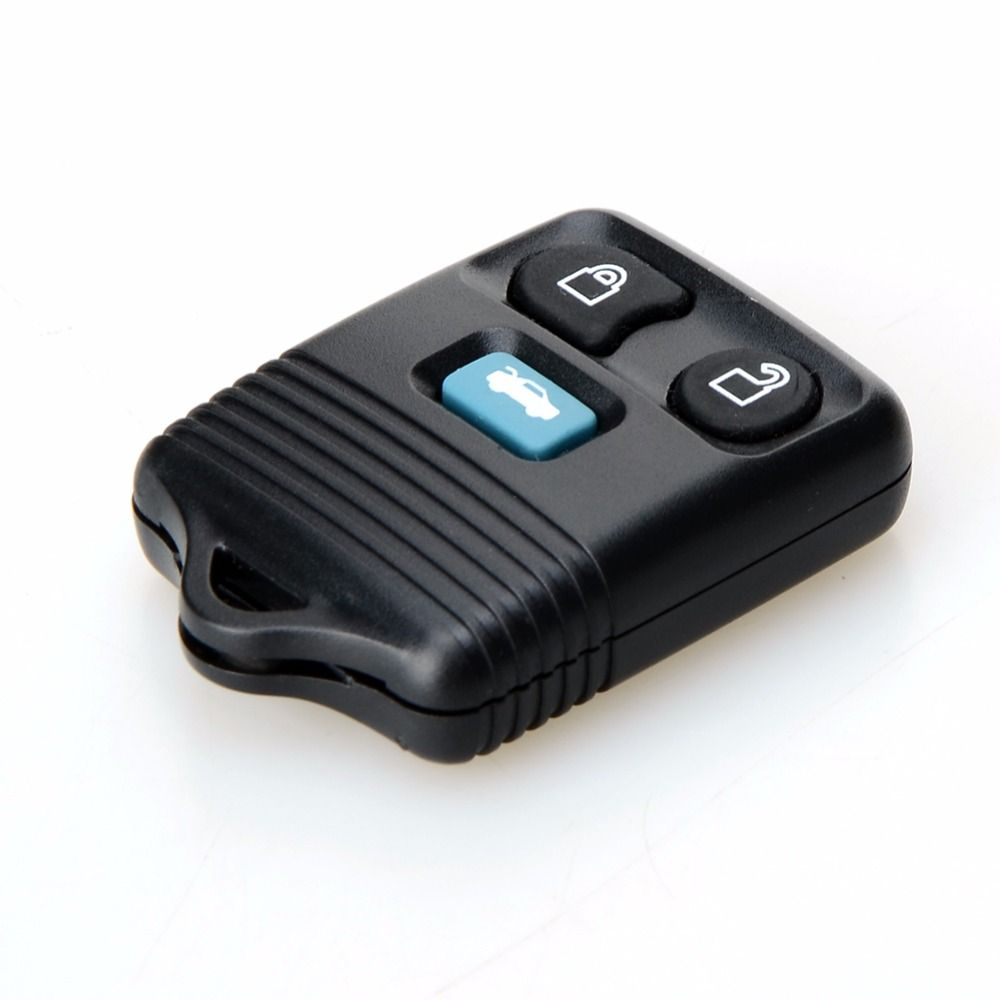 3 Buttons Replacement Remote Key Keyless Entry Fob 433mhz For Ford
