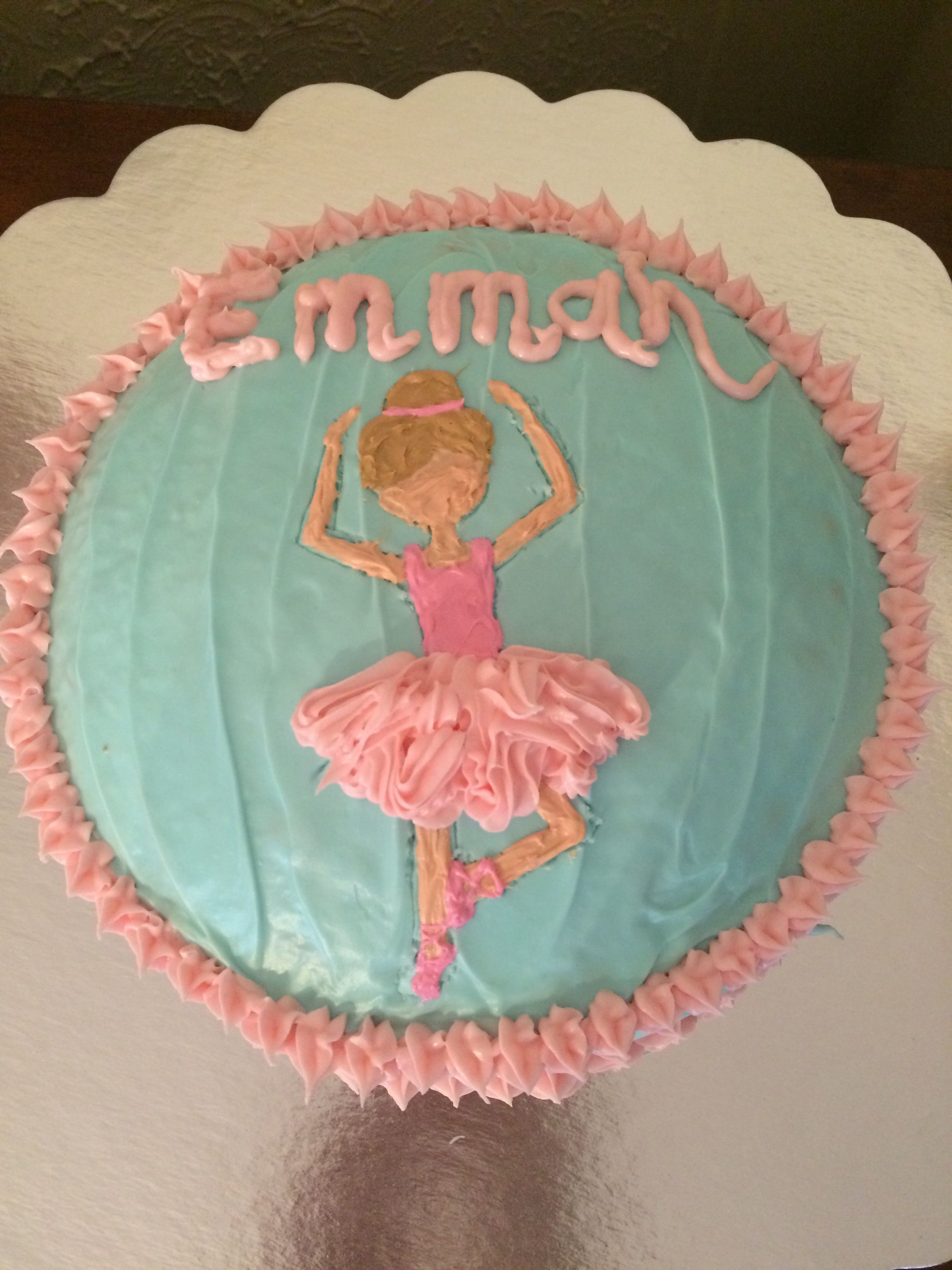 Emmah's 3rd birthday 2016