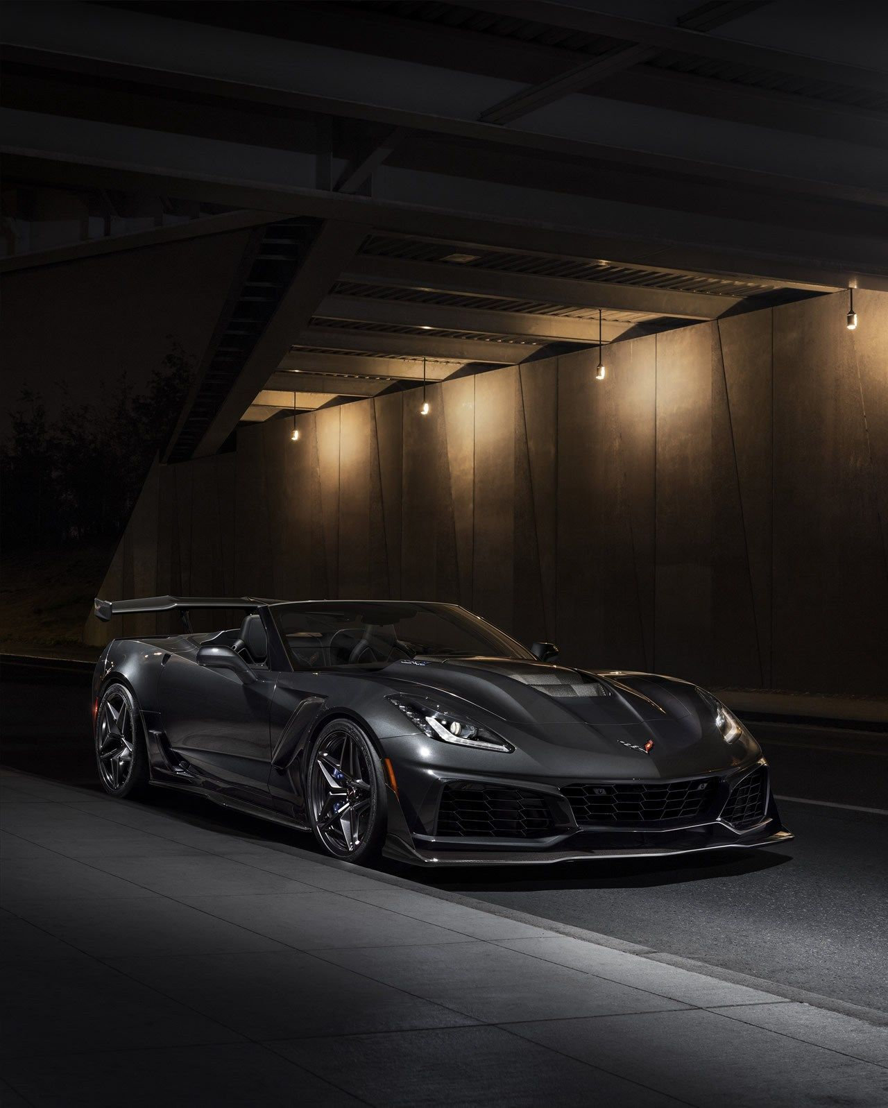 The fastest, most powerful production Corvette ever – the 755 ...