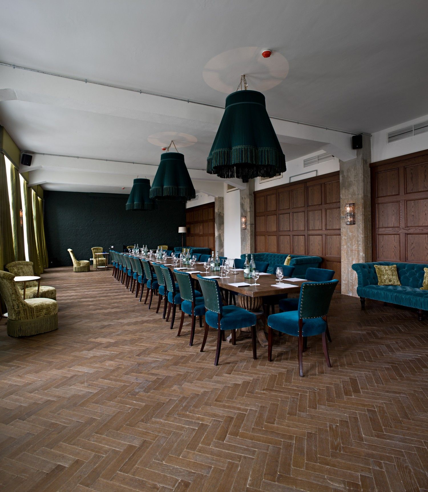 Michaelis Boyd Associates — Soho House, Berlin