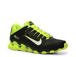 nike reax correre 8 tr prestazioni cross scarpa mens uomini