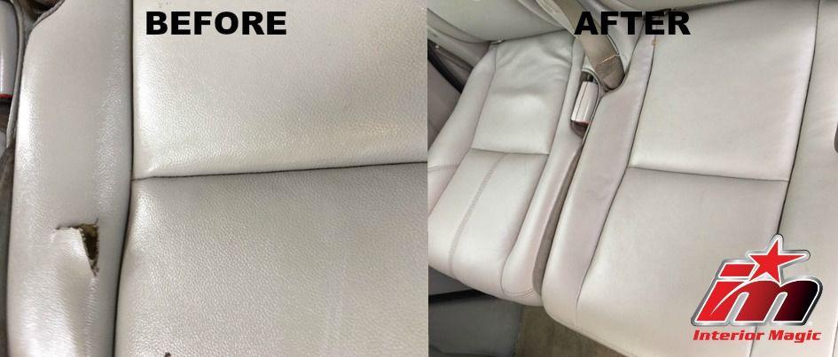 Rip In Your Seat InteriorMagic Interiormagicatlanta