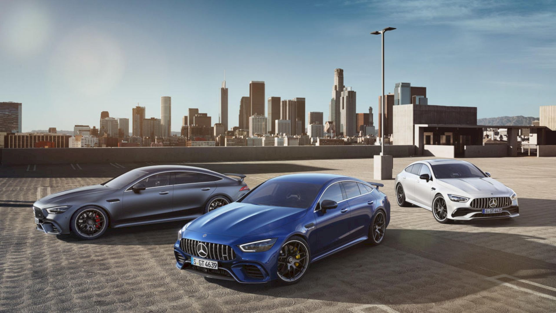 Mercedes Amg Gt 4 Door Coupe Car For The One Who Enjoy