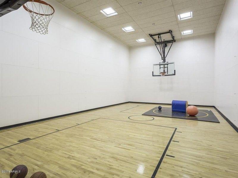 Amazing Scottsdale, AZ Mansion Selling For $32 Million | Basketball ...