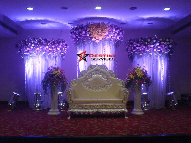 Stage Decorations hyderabad Birthday Party Organisers in Hyderabad