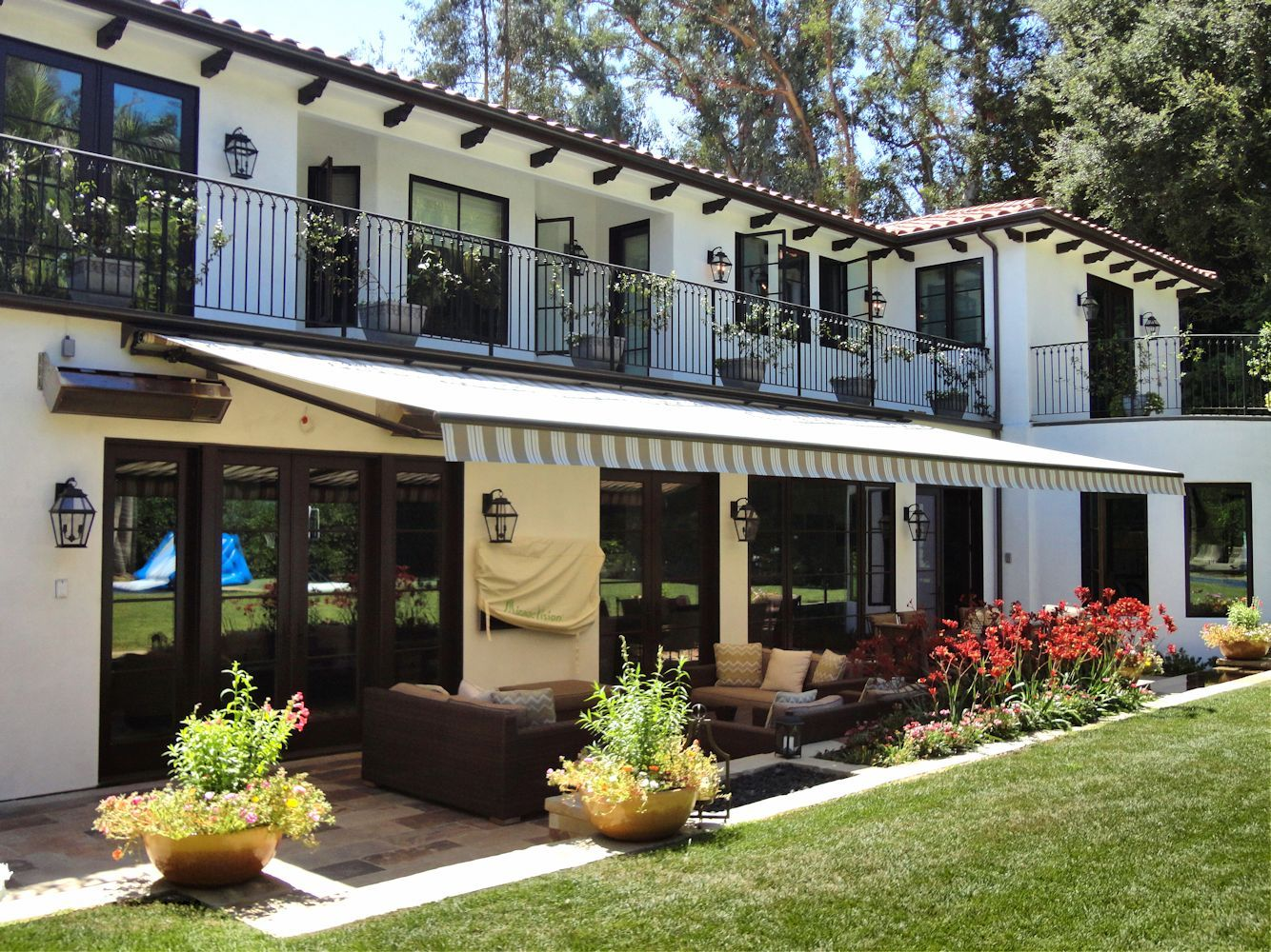 retractable awning superior awning southern california